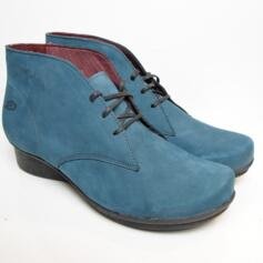LOINTS OF HOLLAND SCARPONCINI URBAN TURCHESE  DONNA NATURAL SHOES
