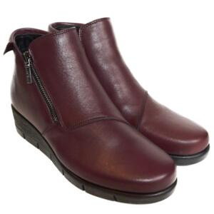 THE FLEXX STIVALETTO DONNA PANPETE CASHMERE BORDEAUX