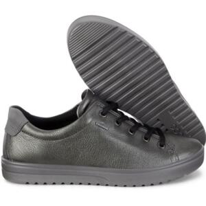 ECCO SNEAKERS COMODE DONNA IN GORETEX FARA DARK SHADOW LYRA (NERO METALLICO)