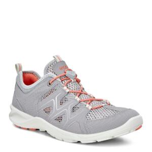 ECCO TERRACRUISE SNEAKERS DONNA GREY/SILVER METALLIC