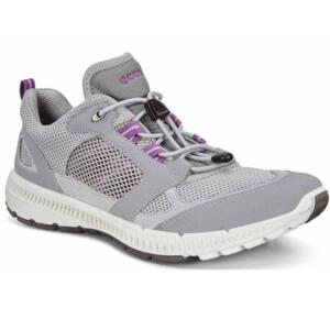 ECCO TERRACRUISE II SNEAKERS DONNA SILVER GREY/SILVER